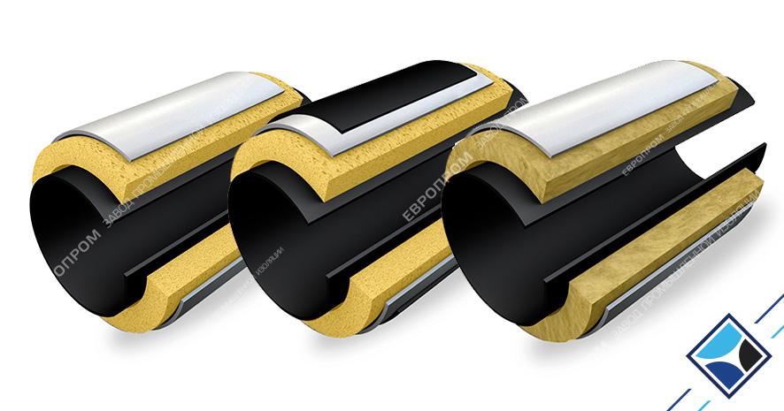 Комплект изоляции сварных стыков труб ППУ