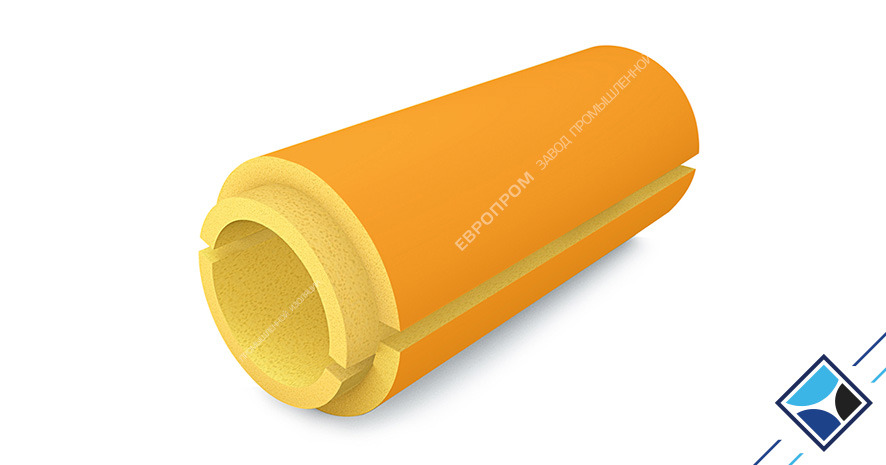 Скорлупа ППУ стеклопластик