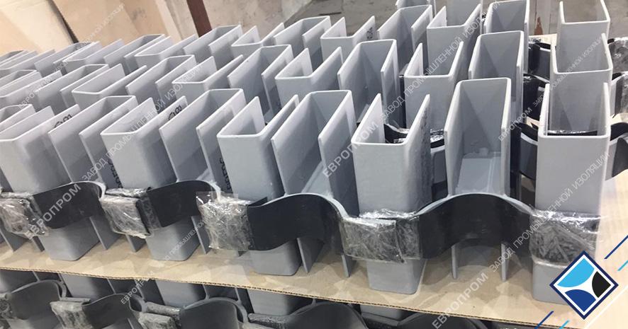 Производство и поставка опор трубопровода