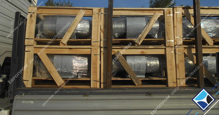 Производство и поставка опор трубопровода и фасонных элементов