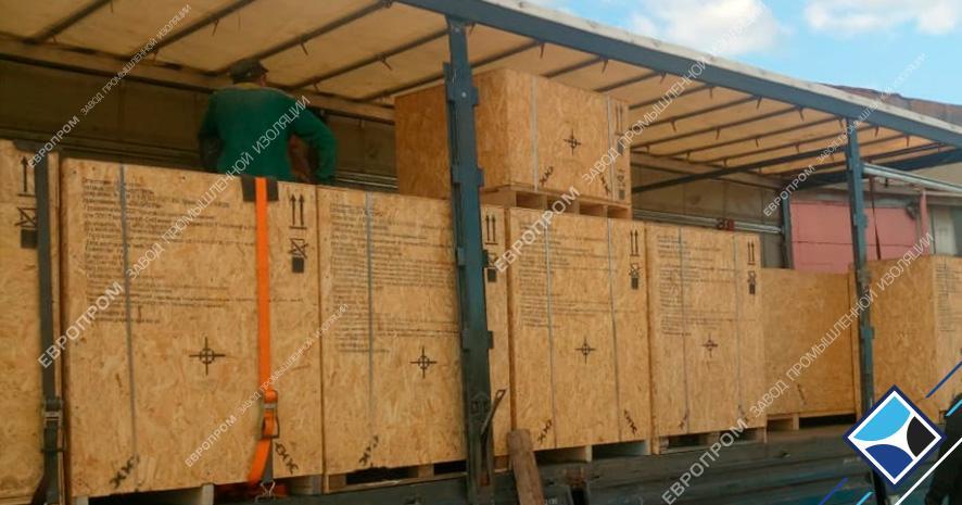Производство и поставка комплектов теплогидроизоляции
