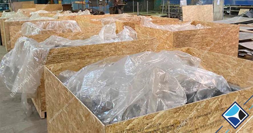Производство и поставка демпферных блоков