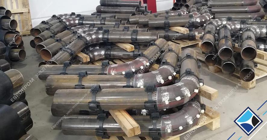 Производство и поставка фасонных изделий в ППУ