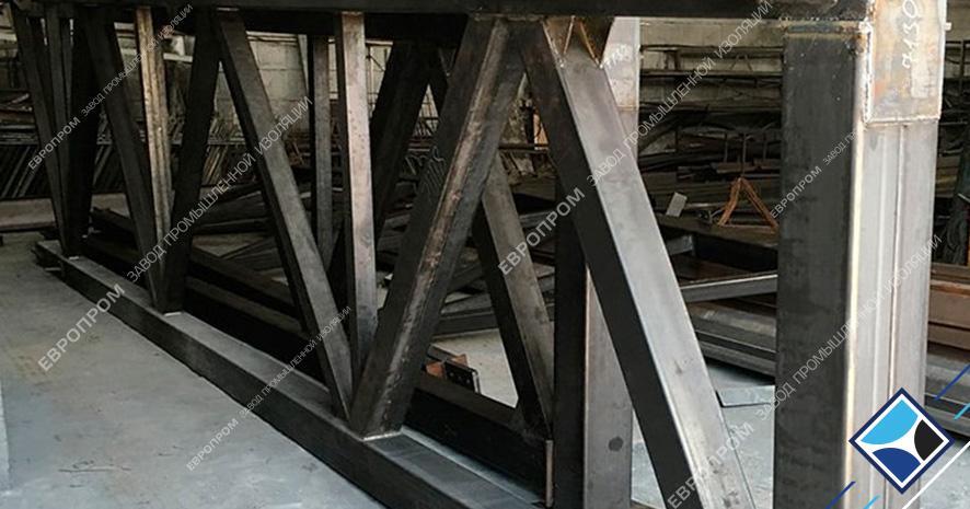 Производство и поставка металлоконструкций